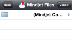 Mindjet Files